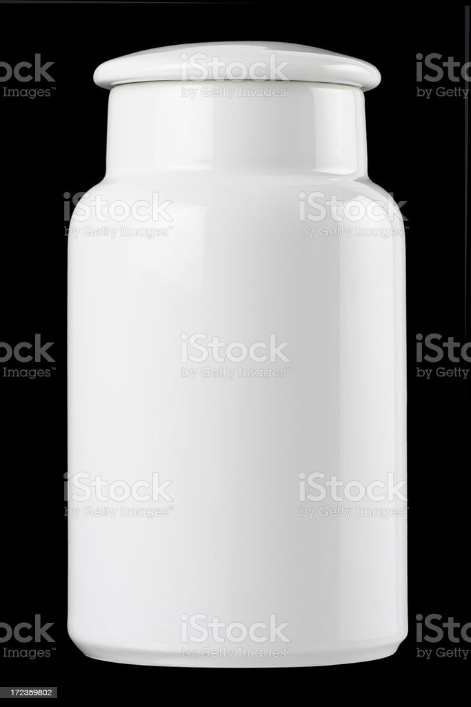 Medicine bottle royalty-free stock photo