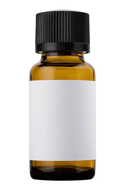 medizin-flasche - braunglasflaschen stock-fotos und bilder
