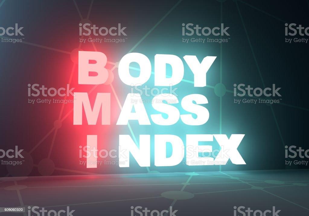 Medicine concept acronym stock photo