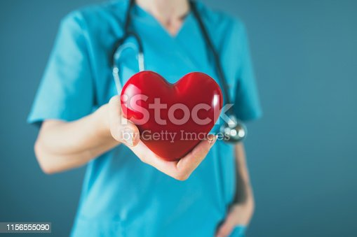 Heart Shape, Hand, Hospital, Human Hand, Laboratory