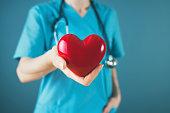 Heart Shape, Hand, Hospital, Human Hand, Laboratory