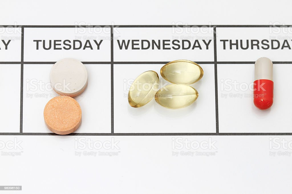 Medicine for today royalty-free stock photo