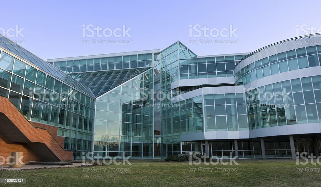 Medicine Hat,  Alberta stock photo