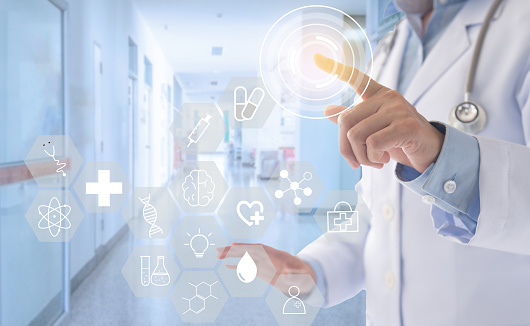 istock medicine healthcare and technology 1166805295