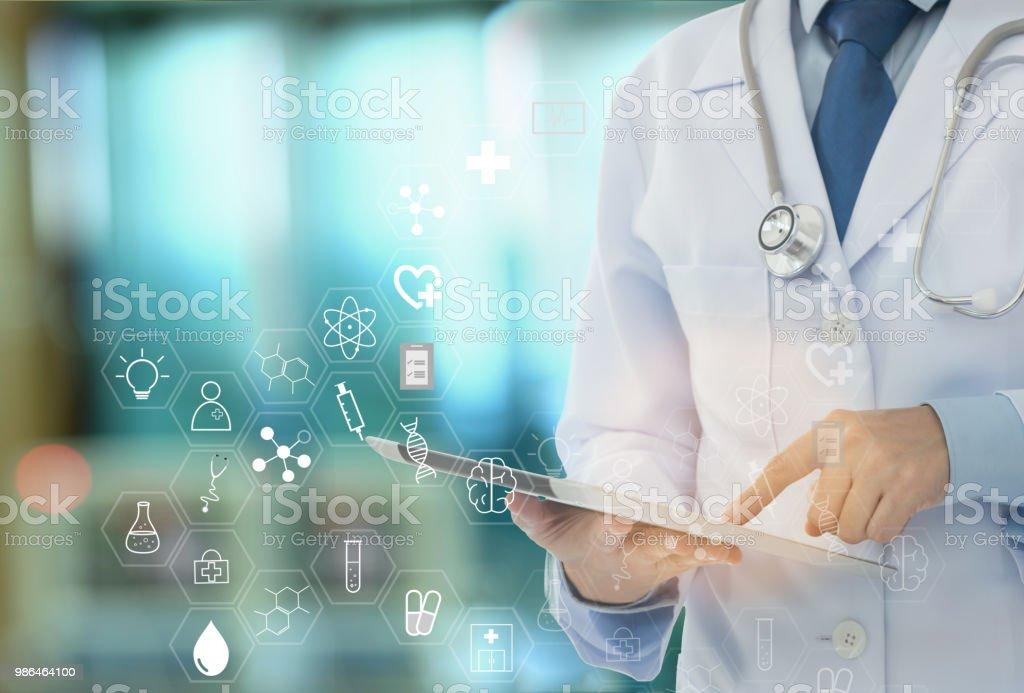 Gesundheit Medizin Arzt – Foto