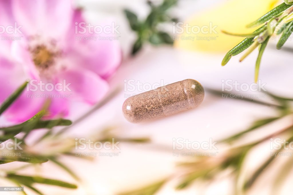 Medicine, Healthcare, Pharmaceuticals, Food supplements and homeopathy photo libre de droits