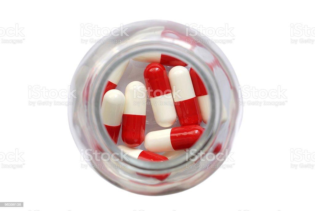 Medicine - Royalty-free Bottle Stock Photo