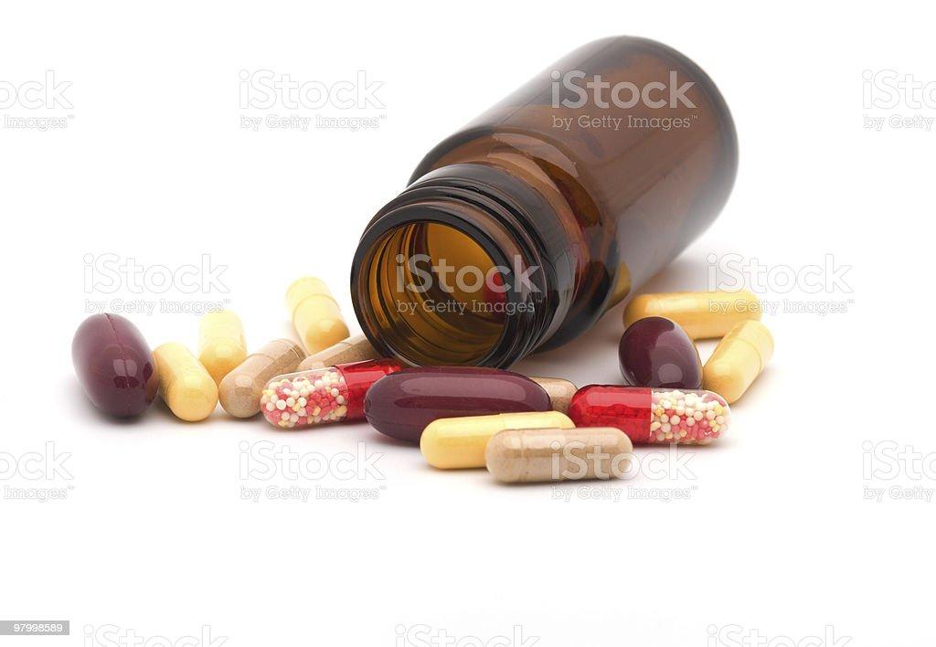 Medicine. royalty-free stock photo