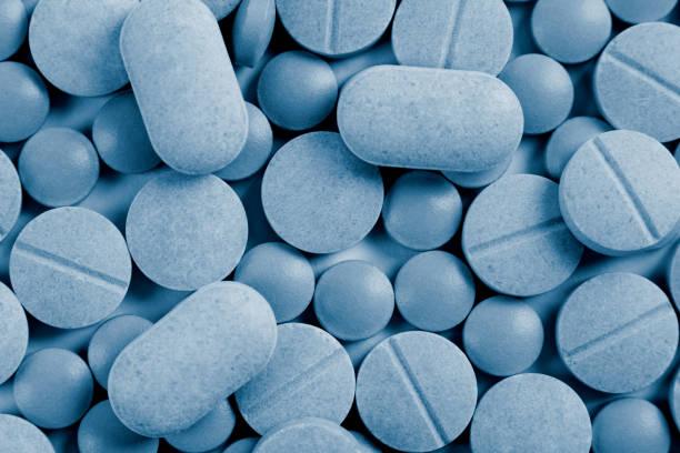Medizin-Pillen und Tabletten – Foto