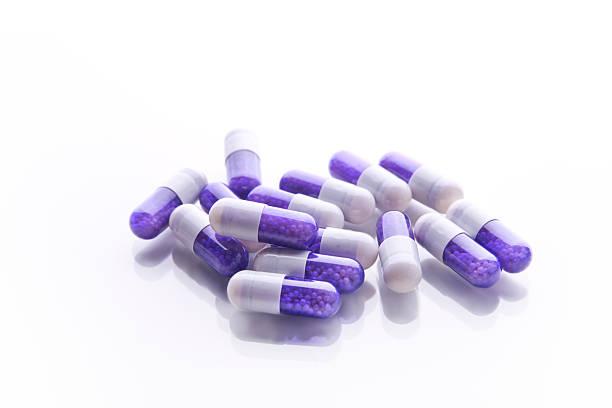 Medicamentos comprimidos - foto de stock