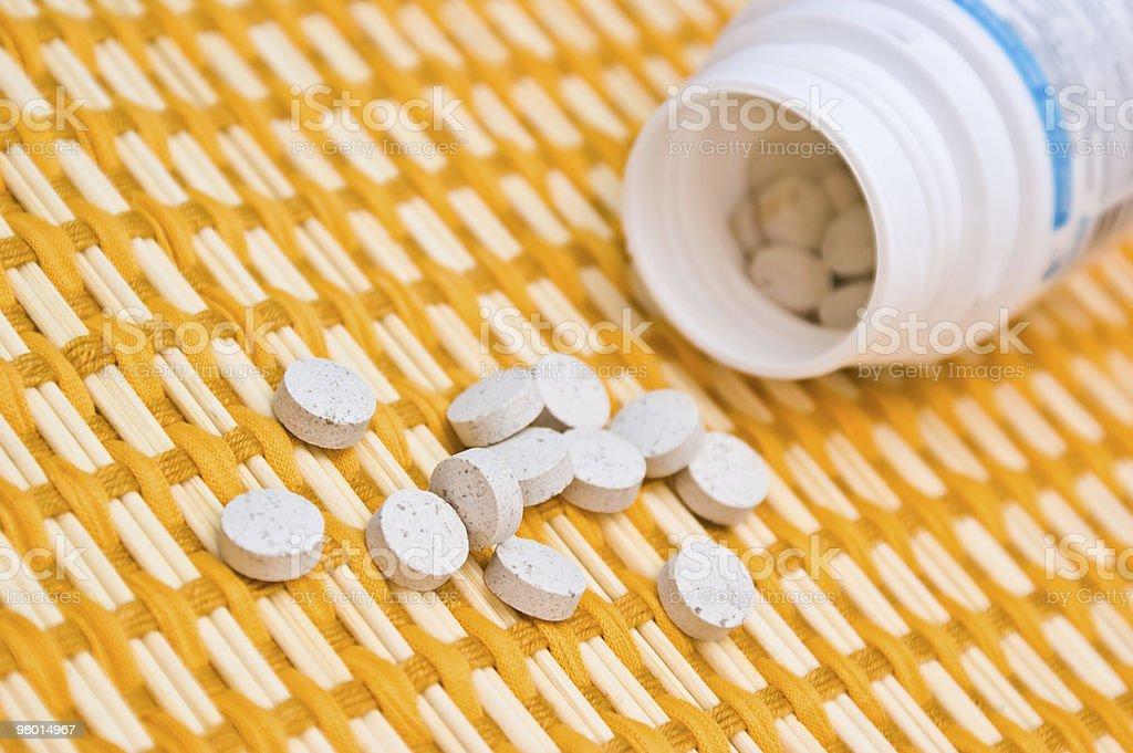 의학 환약 royalty-free 스톡 사진