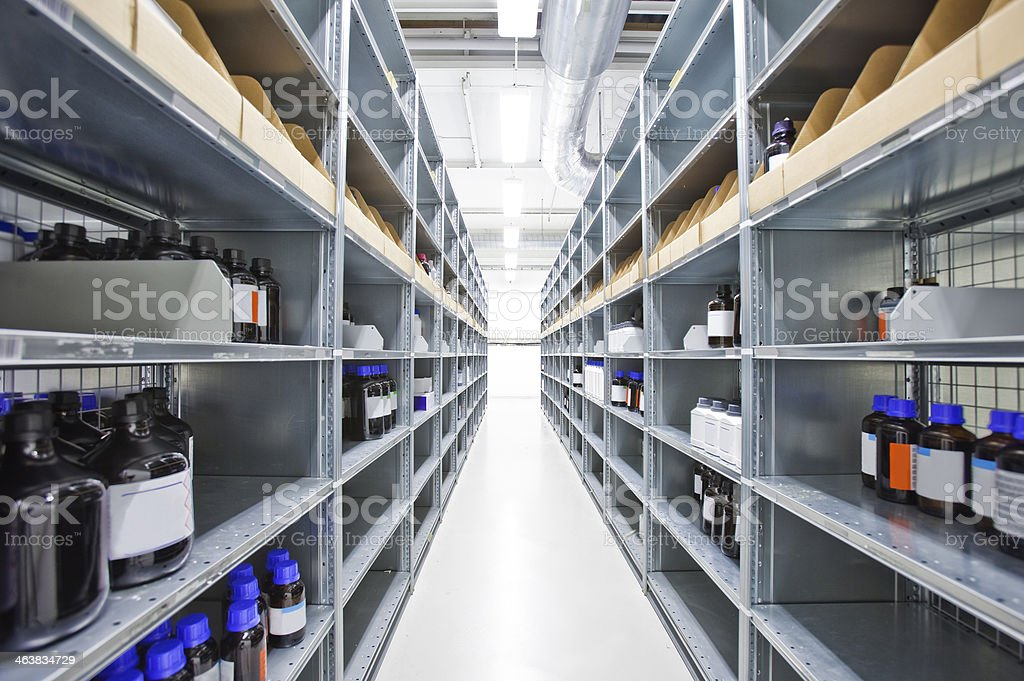 Médecine entrepôt - Photo