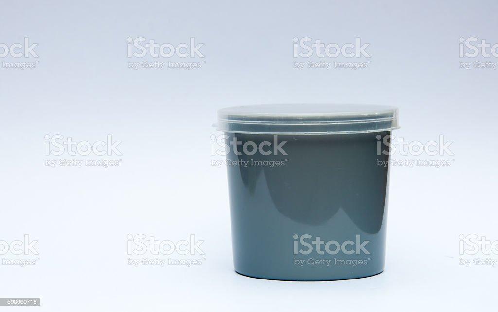 medicinical stool sample stock photo