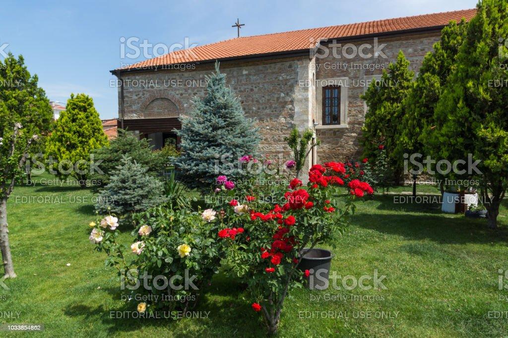 中世ブルガリア教会の聖コンスタ...
