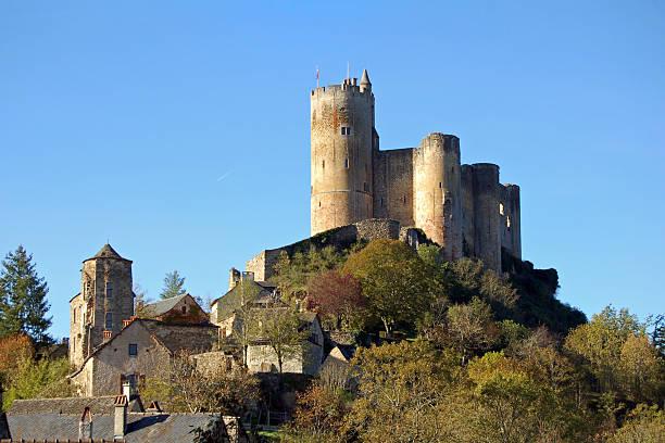 Mittelalterliche Burg – Foto