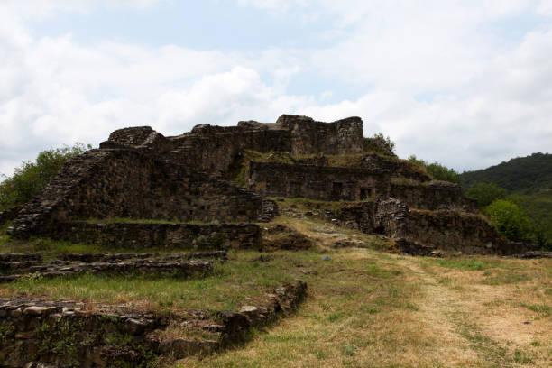Medieval Georgian Fortress stock photo