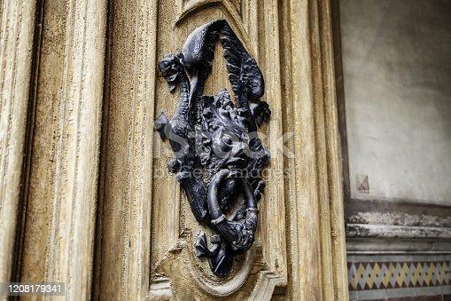 1178501072istockphoto Medieval wooden door 1208179341