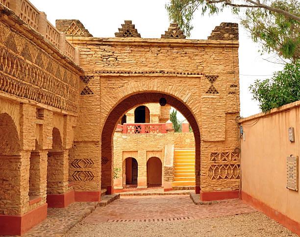 Medina agadir - foto de stock