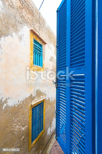 Medina District Of Essaouira In Morocco Stock Photo & More Pictures of Africa
