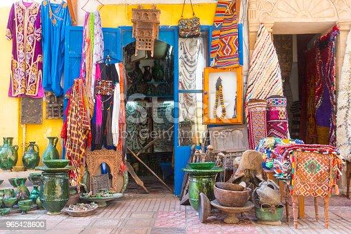 Medina District Of Essaouira In Morocco - Stockowe zdjęcia i więcej obrazów Afryka