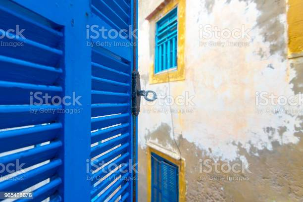 Foto de Distrito Medina De Essaouira Marrocos e mais fotos de stock de Agadir