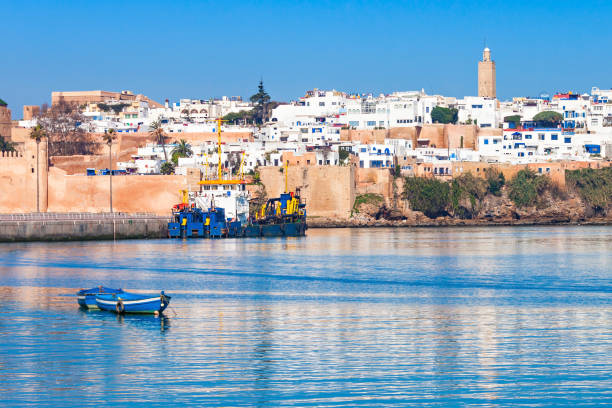 medina i rabat - rabat marocko bildbanksfoton och bilder