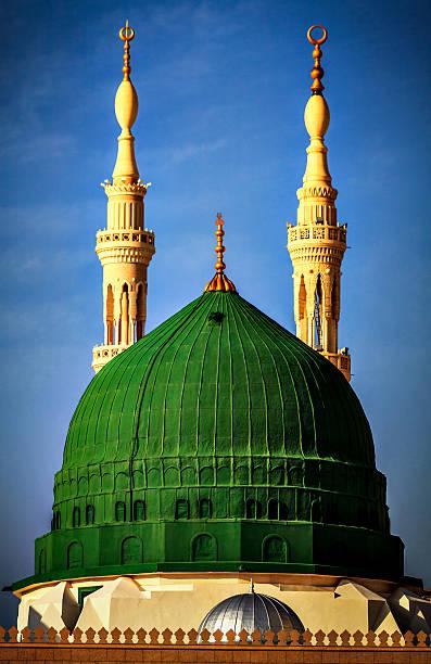 medina, arabie saoudite - omra photos et images de collection