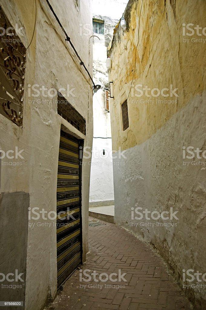 Medina. Tanger. photo libre de droits