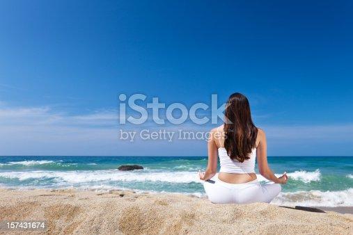 istock Meditation in Nature 157431674