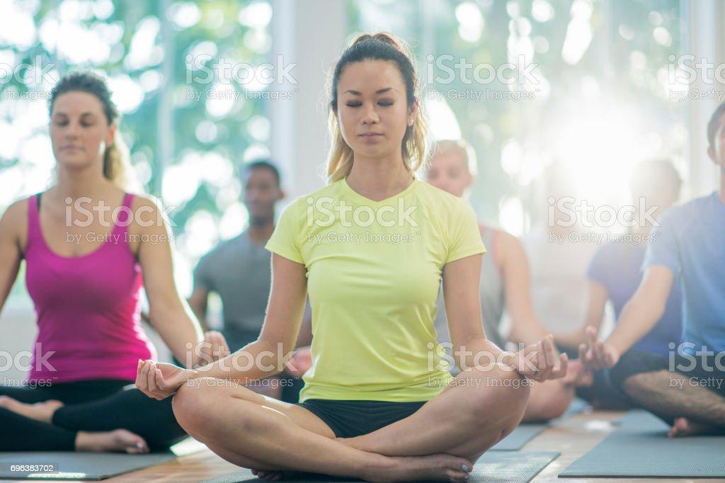 Yoga challenge naked-8325
