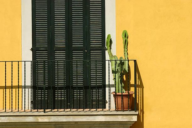 Mediterrane Balkon – Foto