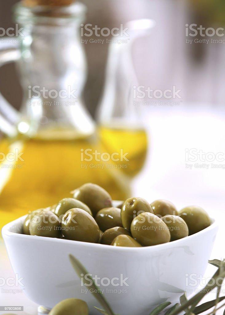 Mediterranean Diet royalty-free stock photo