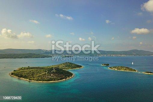 istock Mediterranean islands and coastline 1068729420