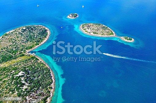 istock Mediterranean islands and coastline 1068734584