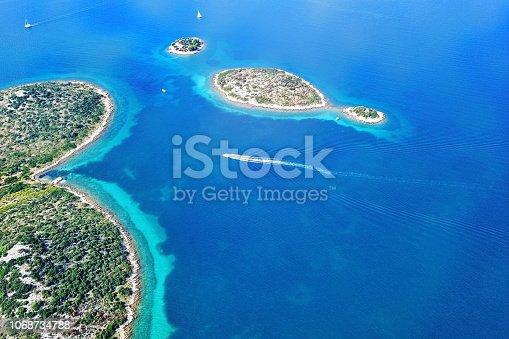 istock Mediterranean islands and coastline 1068734788