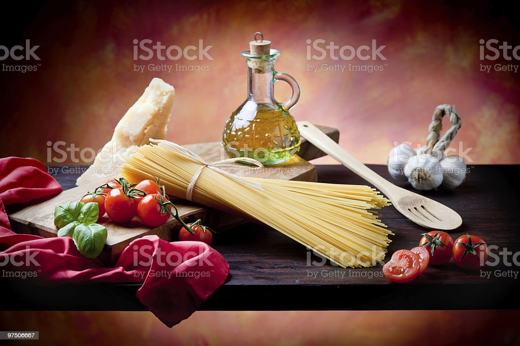 Mediterranean Kitchen royalty-free stock photo