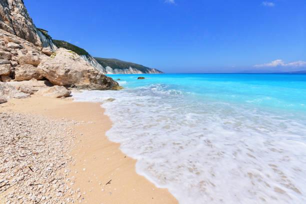 Mediterrane Landschaft – Foto
