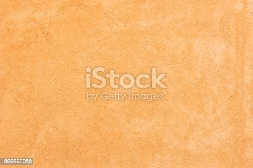 Brown stucco wall background.