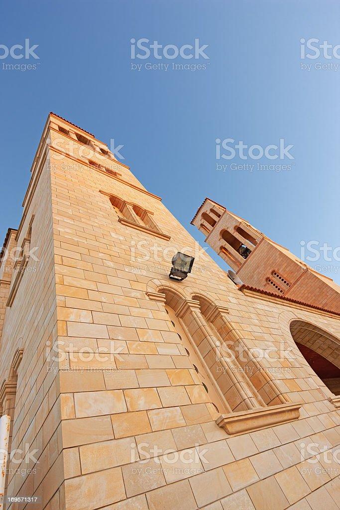 Mediterranean religion... royalty-free stock photo