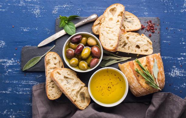 Best Mediterranean Diet Breakfast Stock Photos, Pictures