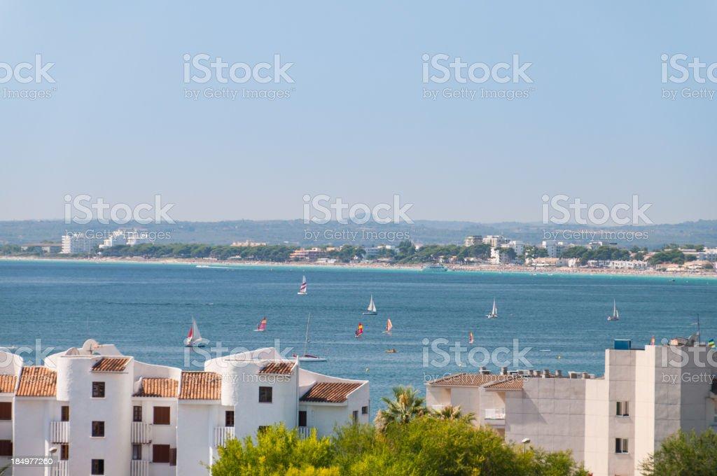 Mediterranean Summer royalty-free stock photo