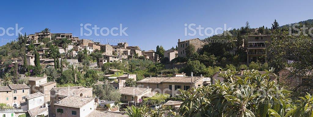 Mediterranean views royalty-free stock photo