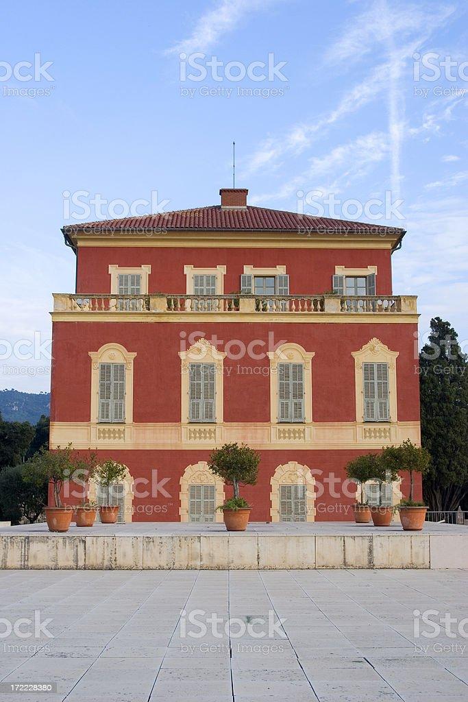 Mediterranen villa – Foto
