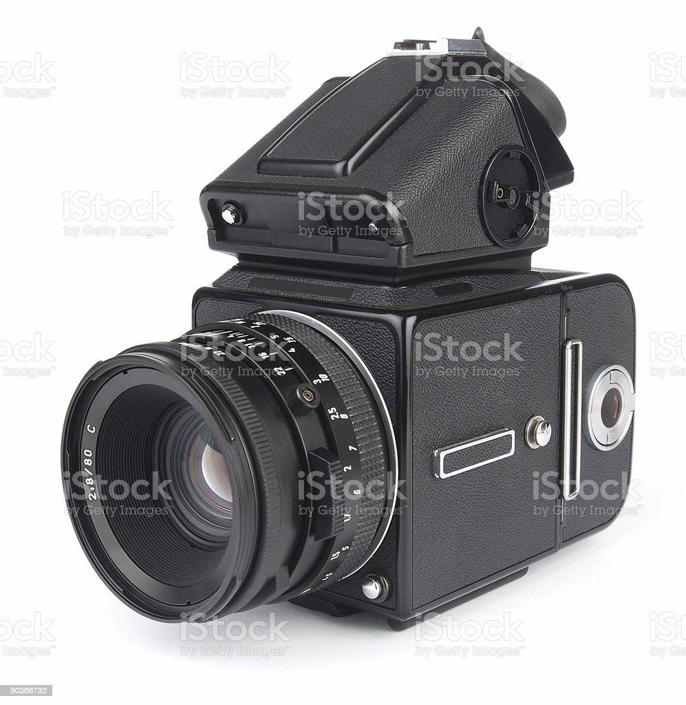 medium format camera iso royalty-free stock photo
