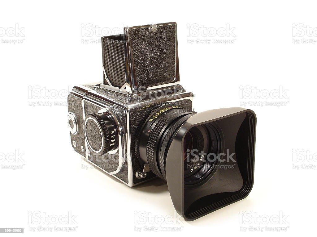 Medium Format Camera stock photo