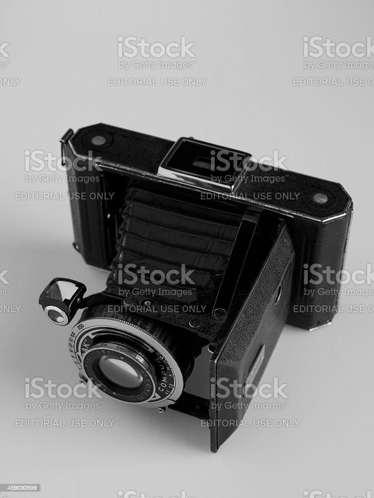 Medium Format Kodak Camera royalty-free stock photo