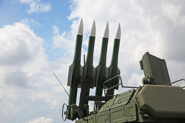 medium-range surface-to-air missile systems