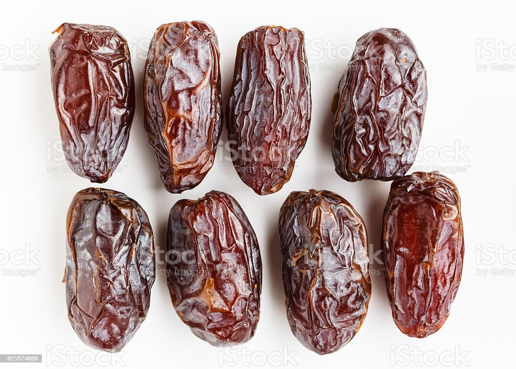 Medjool dates photo libre de droits