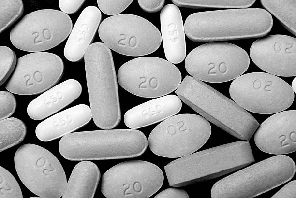 meds - prescription meds stock pictures, royalty-free photos & images