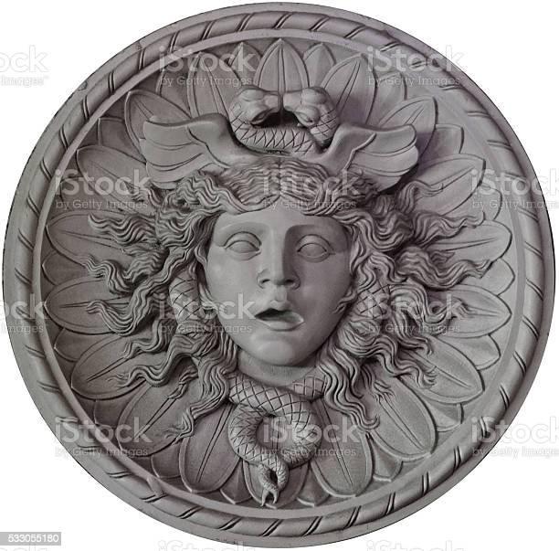 Medusa Medallion-foton och fler bilder på Arkitektoniskt drag